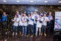 first lego league 2018 Sieger5