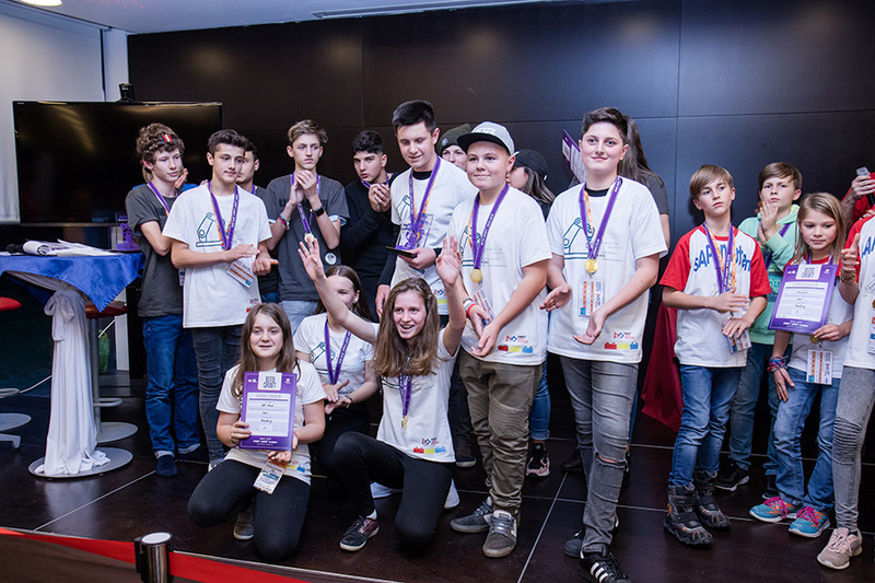 first lego league 2018 Sieger2