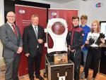 Tirol ist Schnittstelle für Raumfahrt zum Mars